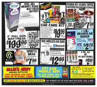 Ollie's Bargain Outlet - deals are valid from 08/13/20 to 08/19/20 - page 8.