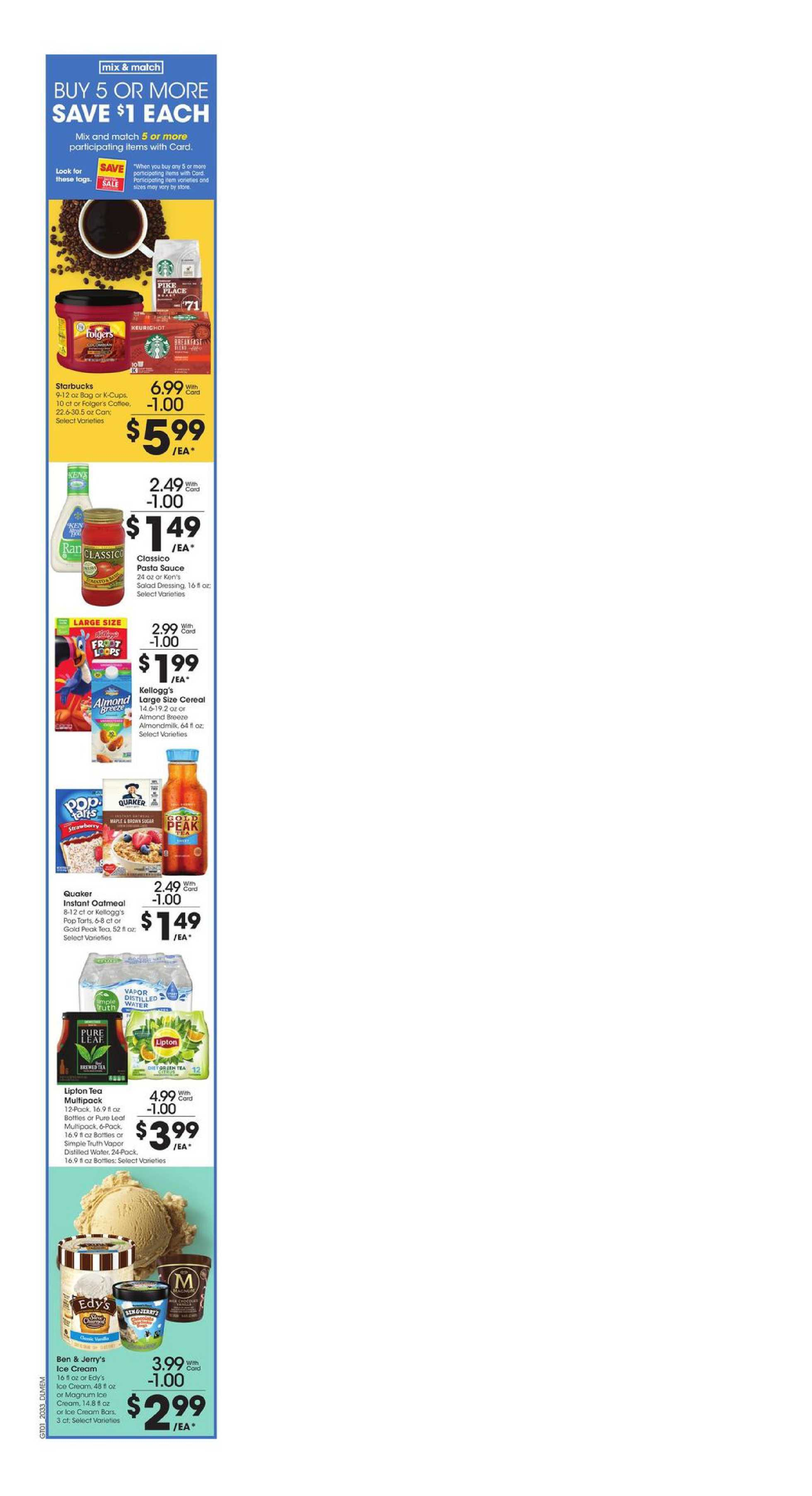 Kroger - deals are valid from 09/16/20 to 09/22/20 - page 3.