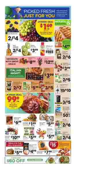 Kroger - deals are valid from 09/16/20 to 09/22/20 - page 6.