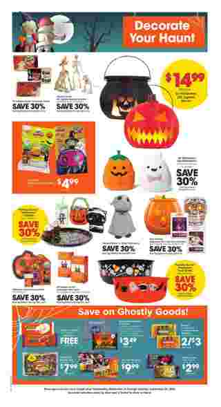 Kroger - deals are valid from 09/16/20 to 09/22/20 - page 7.