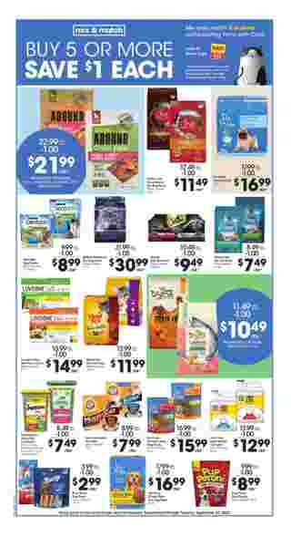 Kroger - deals are valid from 09/16/20 to 09/22/20 - page 8.
