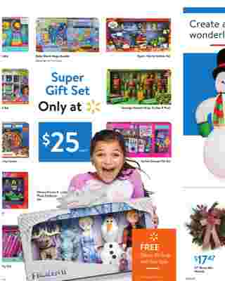 Walmart - deals are valid from 11/01/19 to 11/16/19 - page 23.
