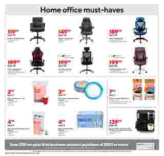 Staples - deals are valid from 11/08/20 to 11/14/20 - page 9.