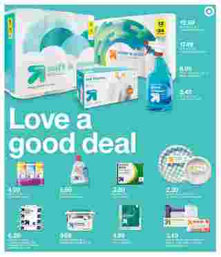 Target - deals are valid from 02/09/20 to 02/15/20 - page 30.