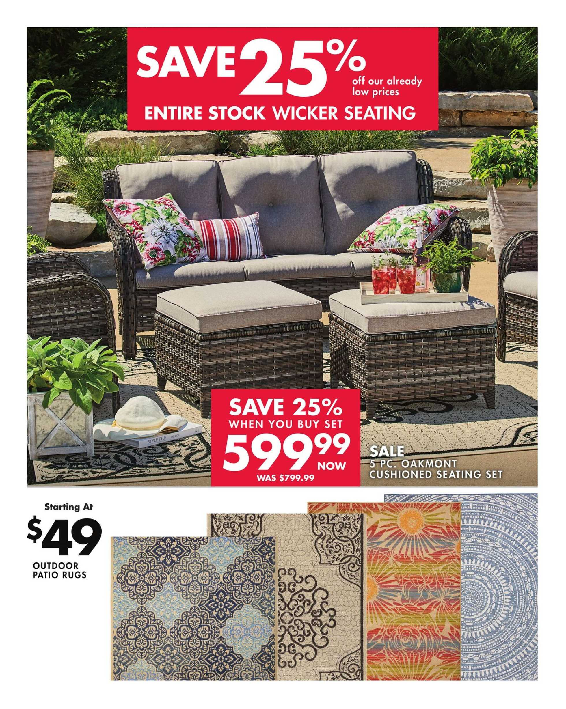 Big Lots - deals are valid from 03/23/19 to 03/30/19 - page 4.