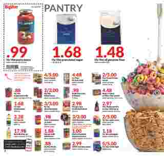 Hy-Vee - deals are valid from 10/02/19 to 10/08/19 - page 6.