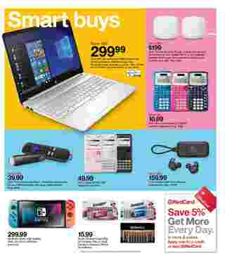 Target - deals are valid from 08/23/20 to 08/29/20 - page 6.