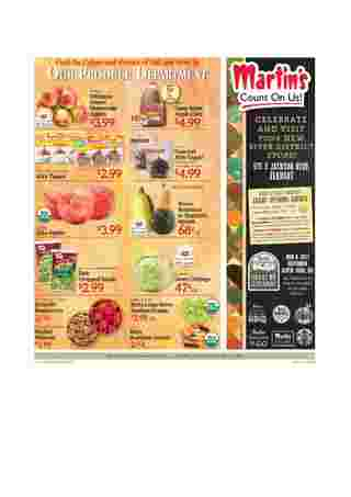 Martin's - deals are valid from 10/11/20 to 10/17/20 - page 12.