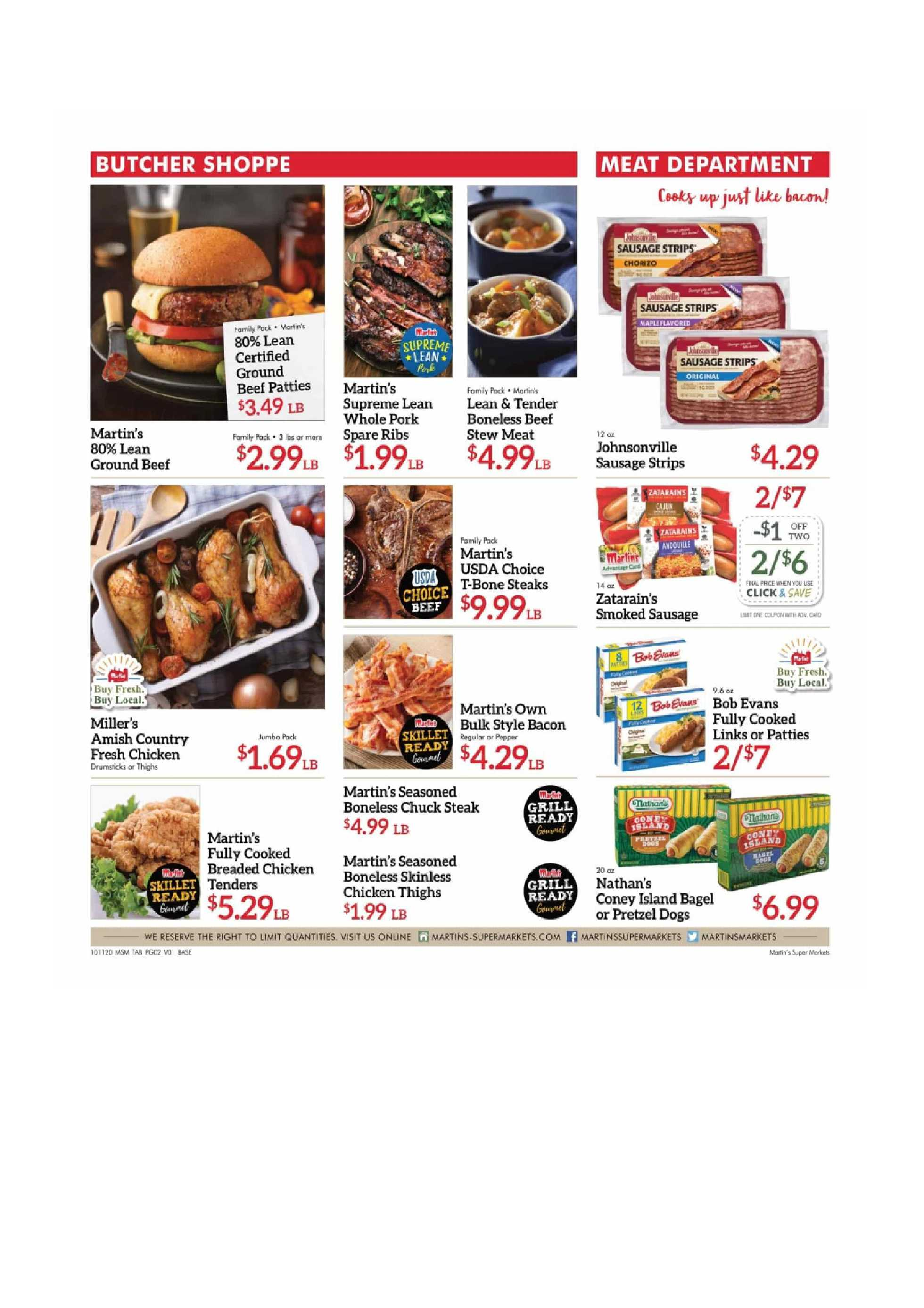 Martin's - deals are valid from 10/11/20 to 10/17/20 - page 2.