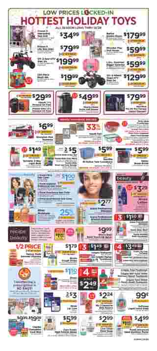 ShopRite - deals are valid from 12/22/19 to 12/28/19 - page 11.