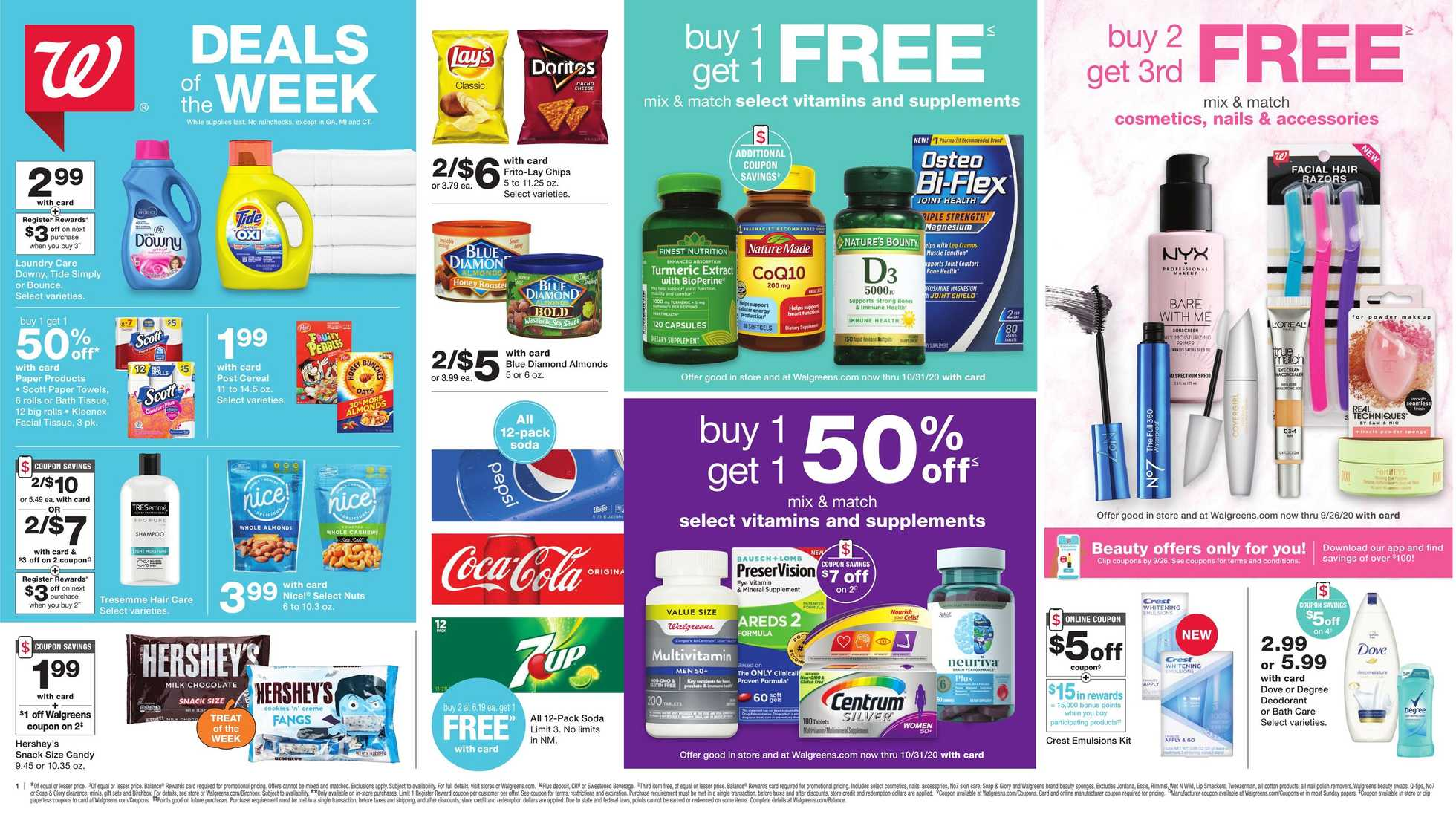 Walgreens - deals are valid from 09/20/20 to 09/26/20 - page 2.