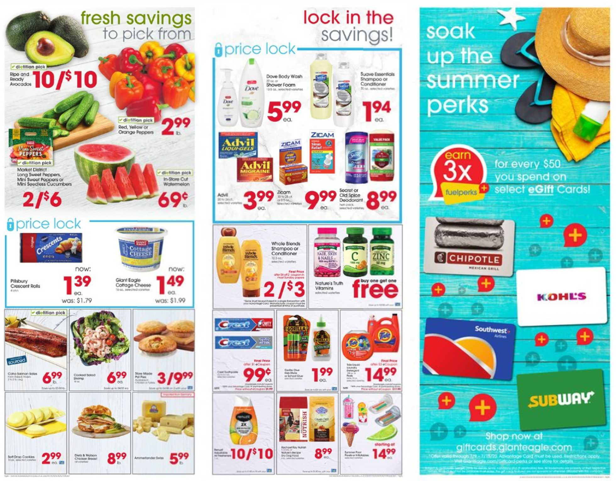 Giant Eagle - deals are valid from 07/09/20 to 07/15/20 - page 2.