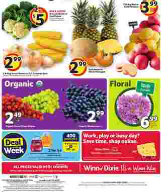 Winn Dixie - deals are valid from 08/19/20 to 08/26/20 - page 21.