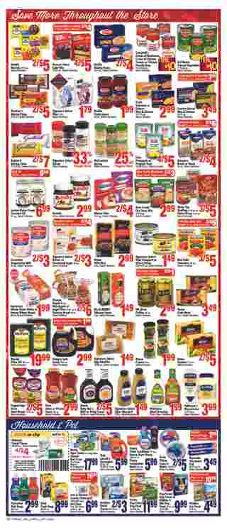 Jewel Osco - deals are valid from 12/11/19 to 12/17/19 - page 7.