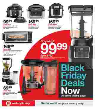 Target - deals are valid from 11/22/20 to 11/28/20 - page 27.