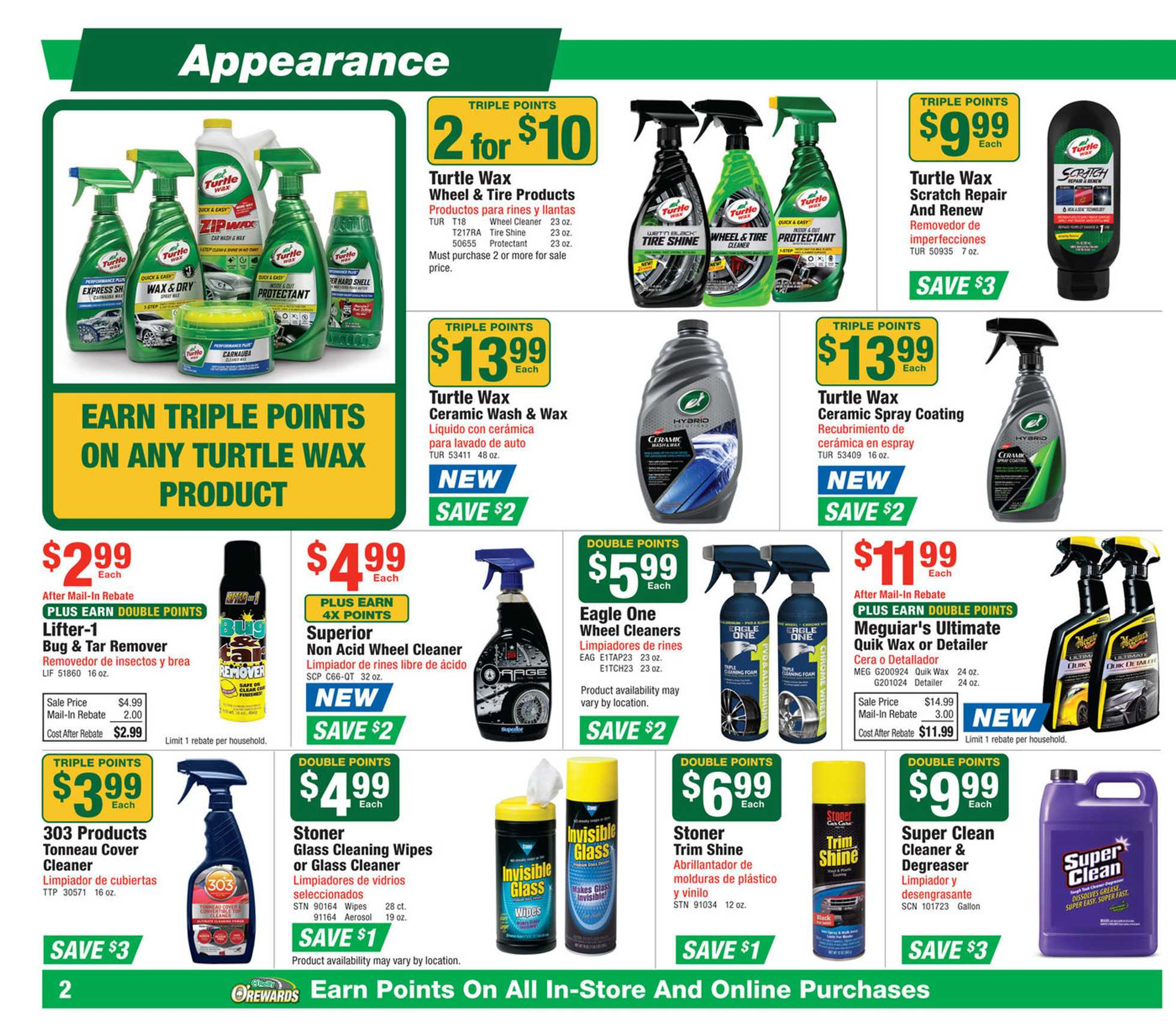 O'reilly - deals are valid from 05/27/20 to 06/23/20 - page 2.