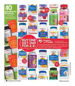 CVS - deals are valid from 08/28/19 to 08/31/19 - page 18.