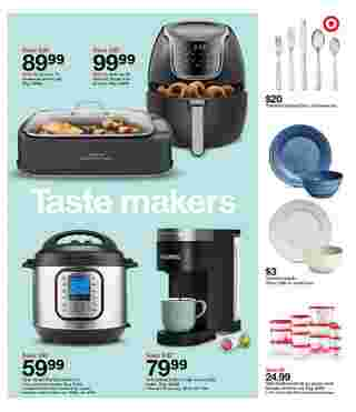 Target - deals are valid from 09/06/20 to 09/12/20 - page 20.