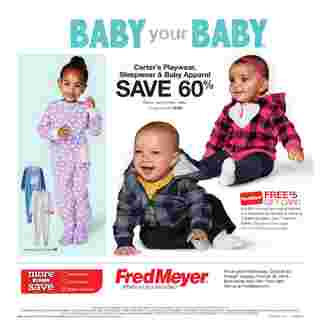 Fred Meyer - deals are valid from 10/23/19 to 10/29/19 - page 24.