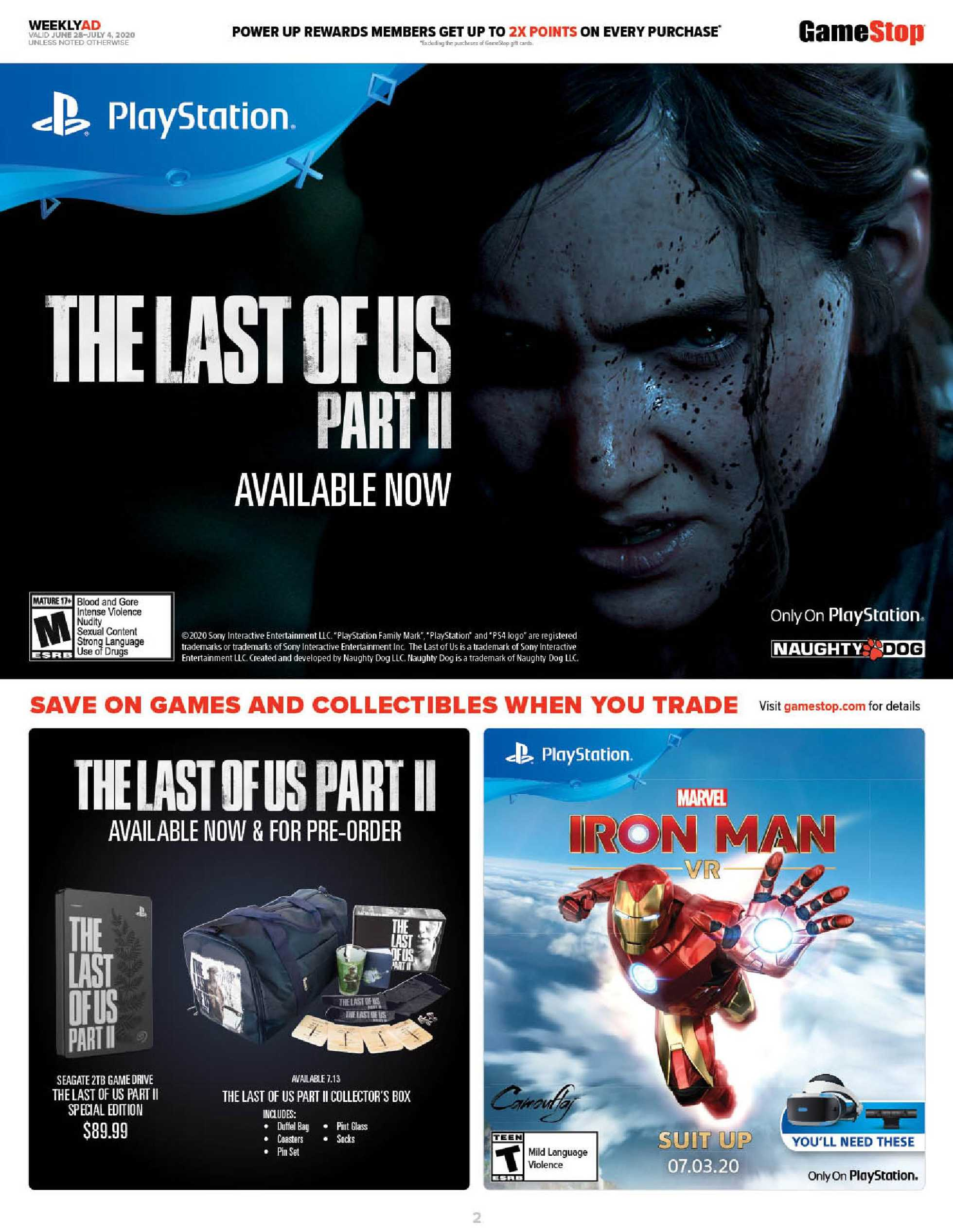 GameStop - deals are valid from 06/28/20 to 07/04/20 - page 2.
