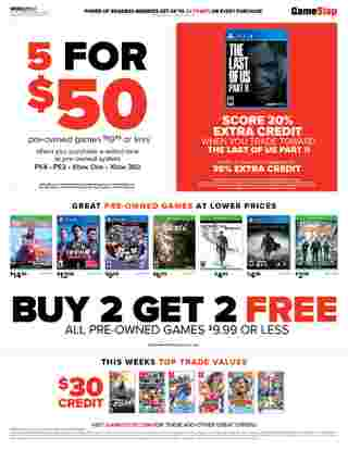 GameStop - deals are valid from 06/28/20 to 07/04/20 - page 7.