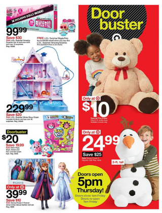 Target - promo starting from 11/28/19 to 11/30/19 - page 10.