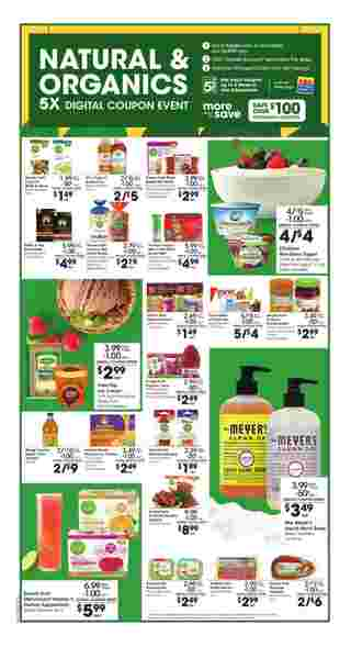 Kroger - promo starting from 01/15/20 to 01/21/20 - page 7. The promotion includes mobile, protein, cereal, protein, mobile, cereal