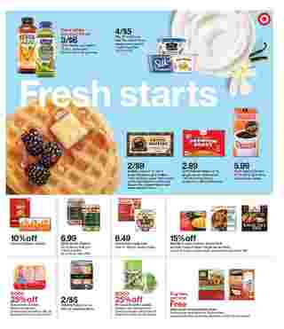 Target - deals are valid from 08/23/20 to 08/29/20 - page 18.
