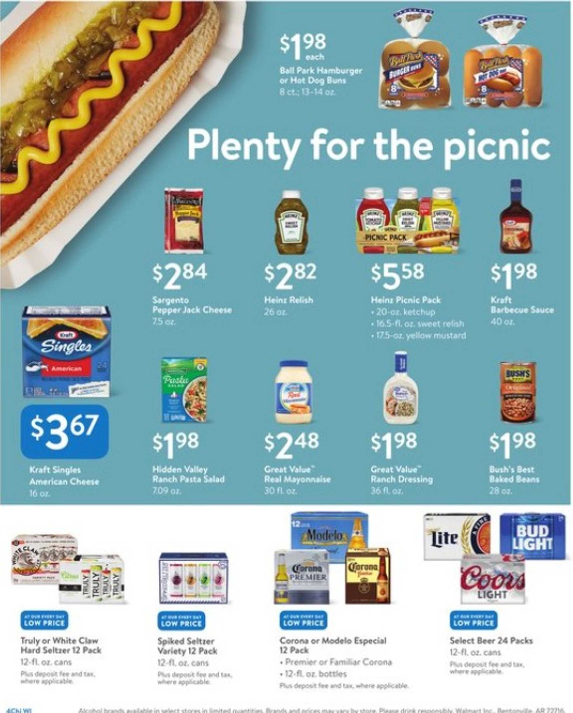 Walmart - deals are valid from 05/24/19 to 06/08/19 - page 3.