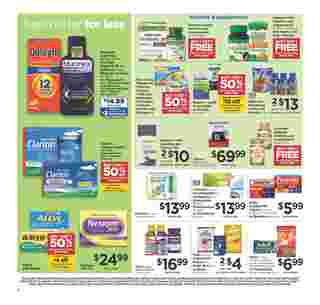 Rite Aid - deals are valid from 03/22/20 to 03/28/20 - page 11.