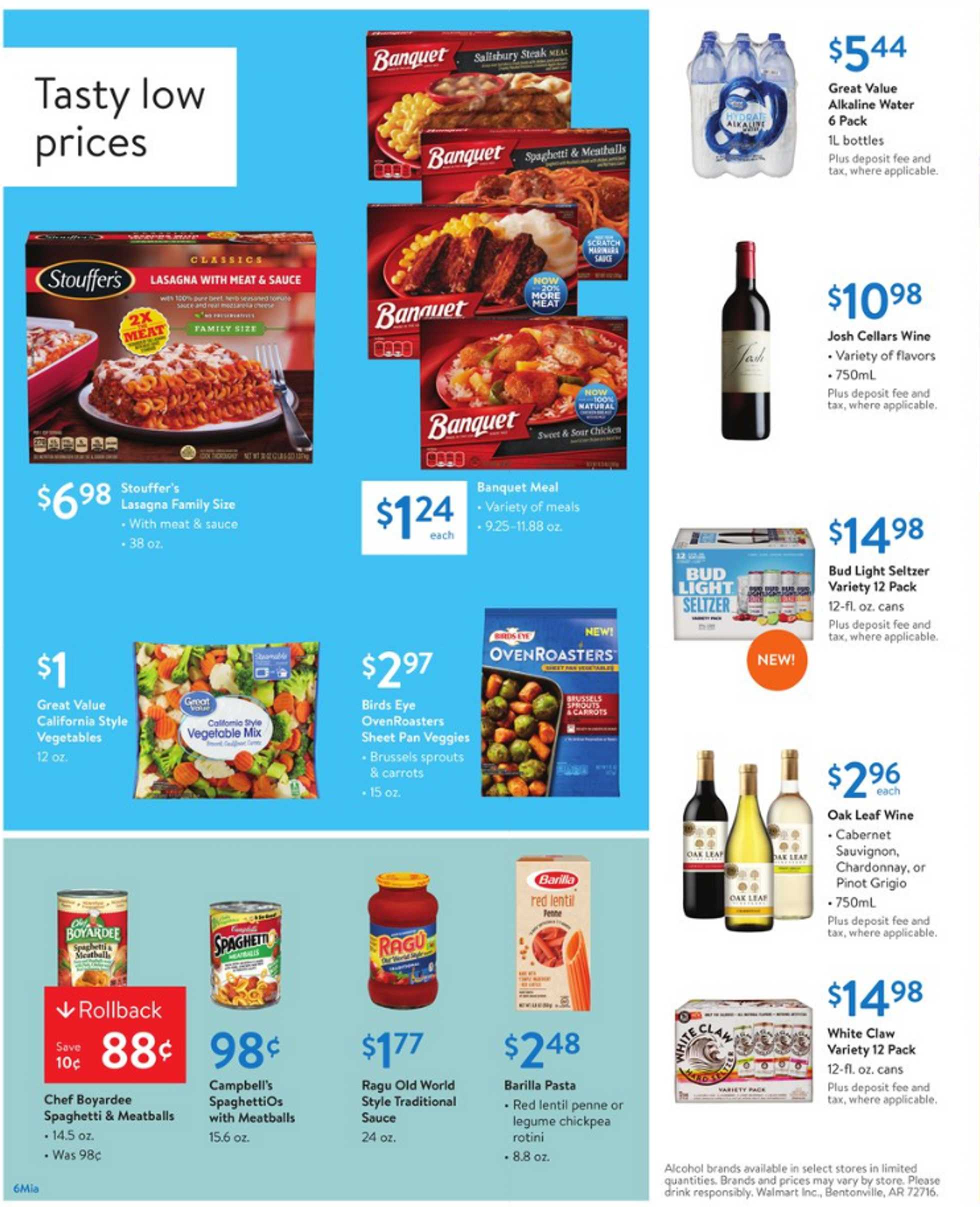 Walmart - deals are valid from 01/31/20 to 02/14/20 - page 4.