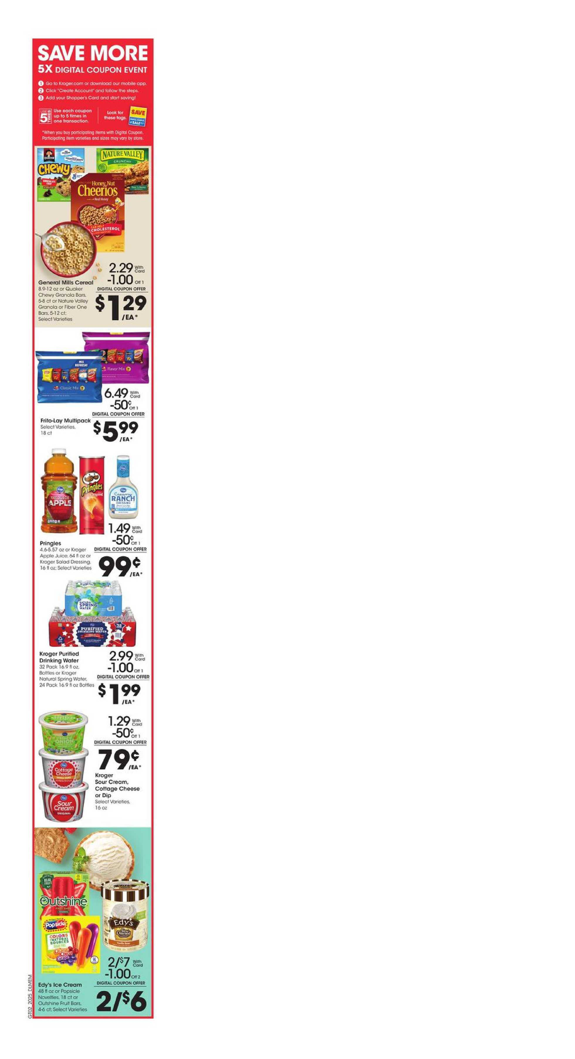 Kroger - deals are valid from 07/22/20 to 07/28/20 - page 2.