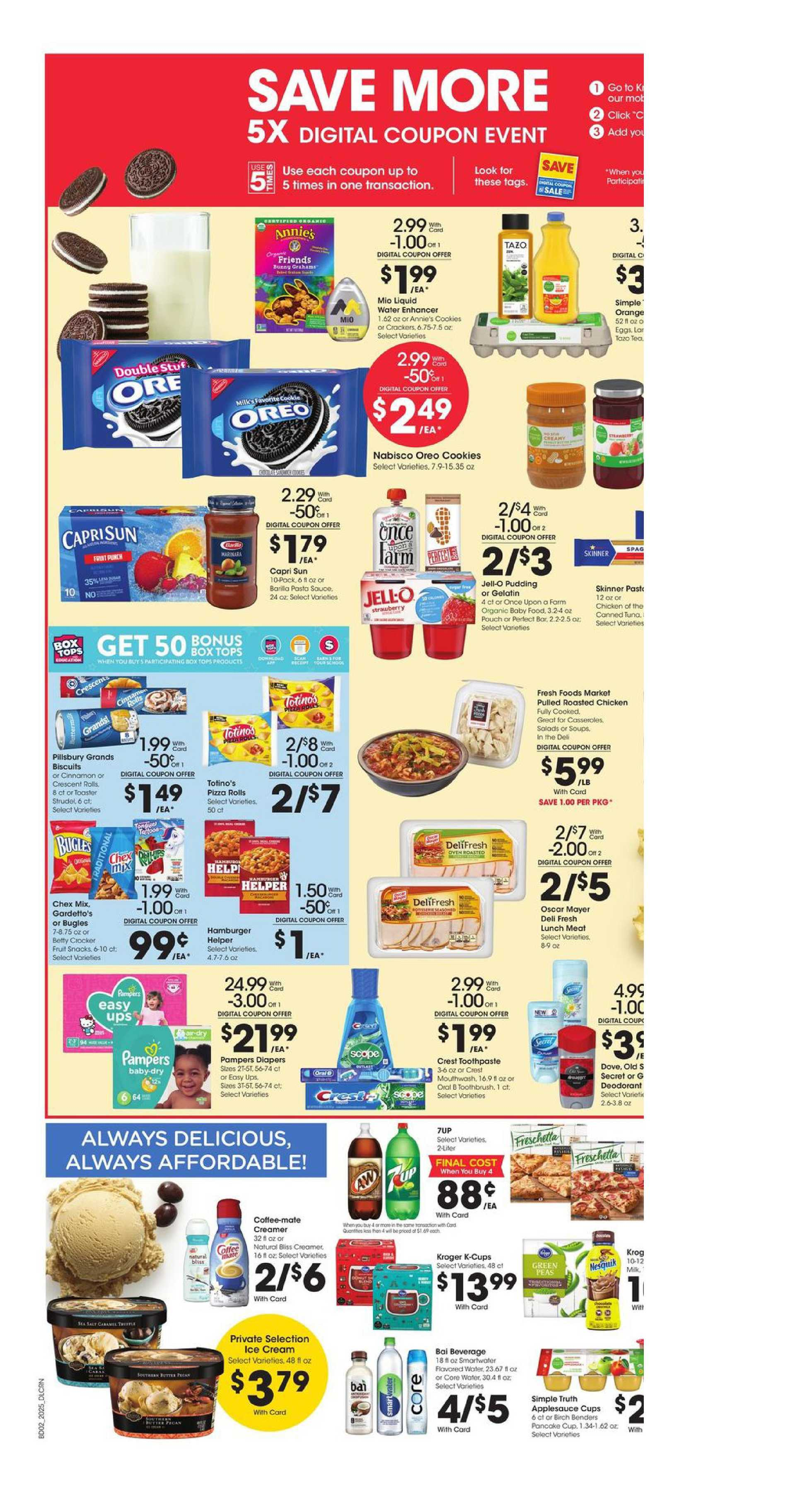 Kroger - deals are valid from 07/22/20 to 07/28/20 - page 4.