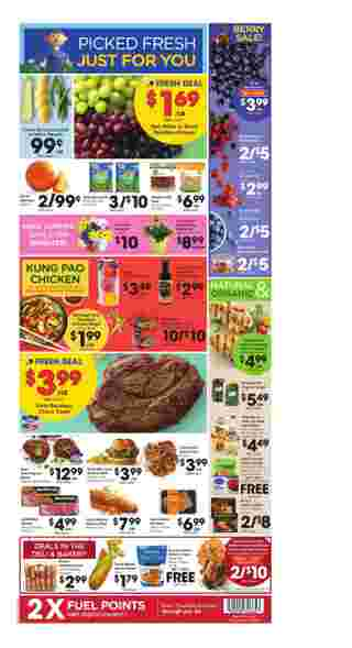 Kroger - deals are valid from 07/22/20 to 07/28/20 - page 6.