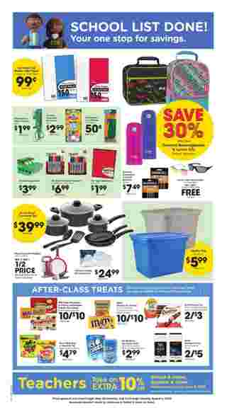 Kroger - deals are valid from 07/22/20 to 07/28/20 - page 7.