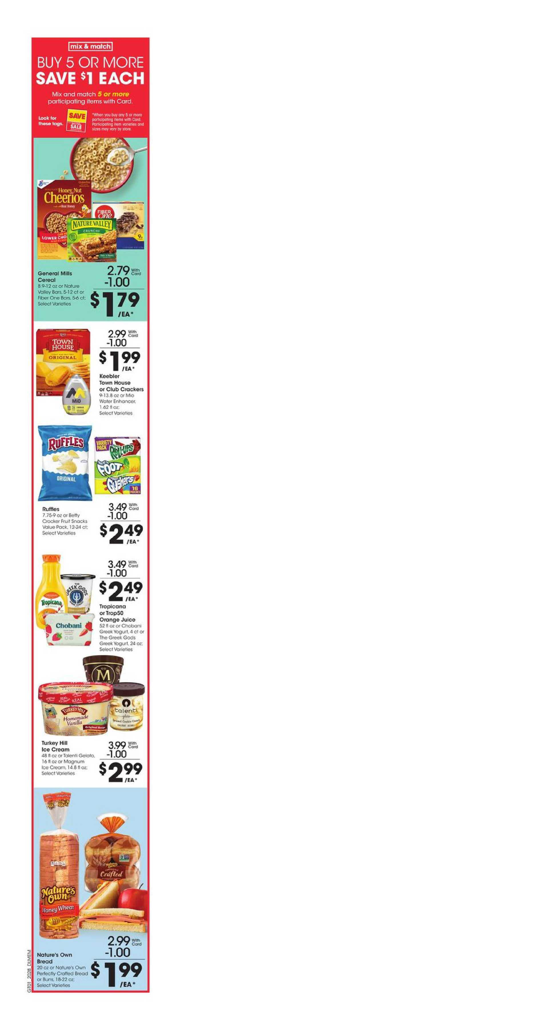 Kroger - deals are valid from 08/12/20 to 08/18/20 - page 3.