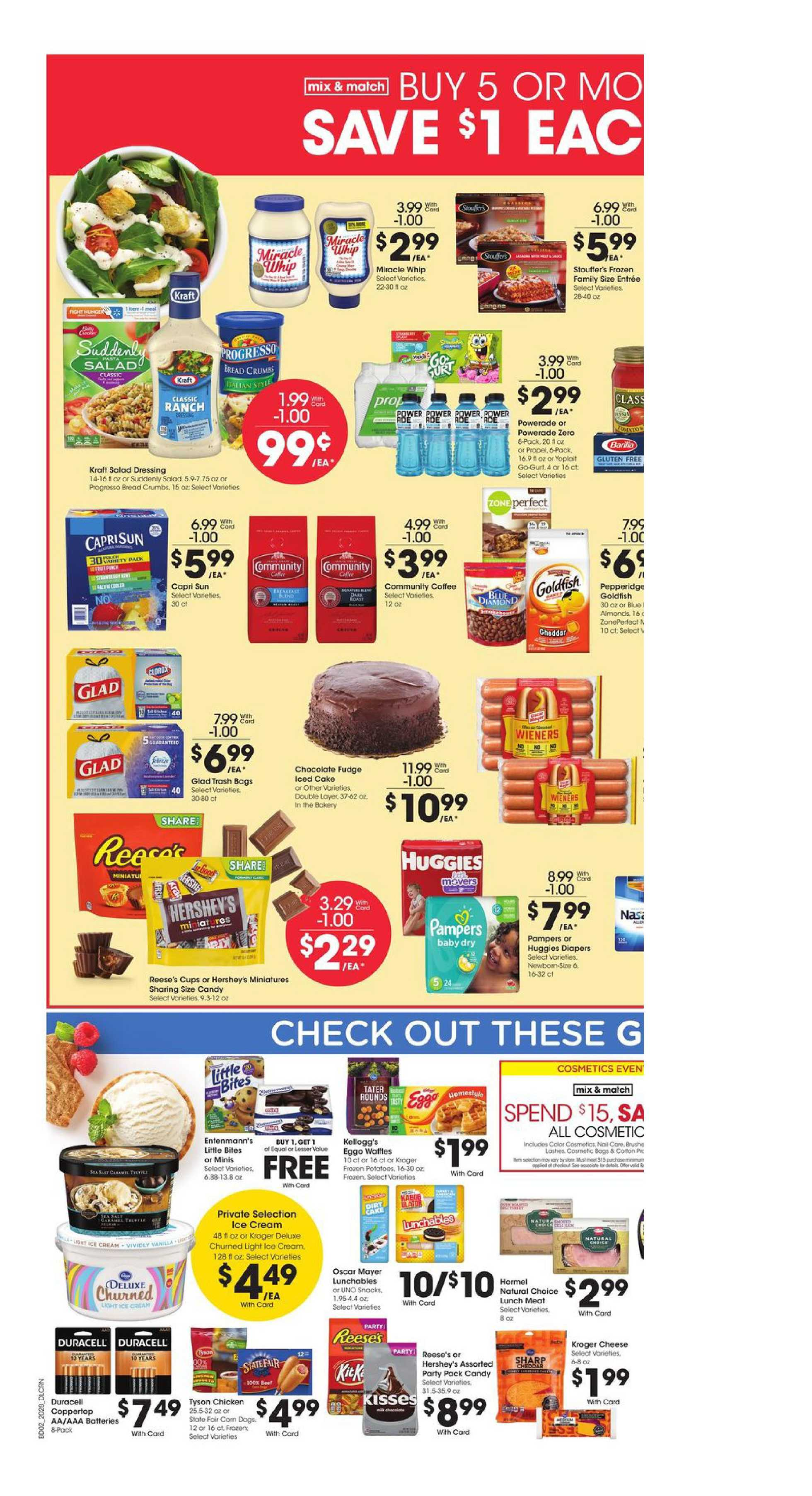 Kroger - deals are valid from 08/12/20 to 08/18/20 - page 4.