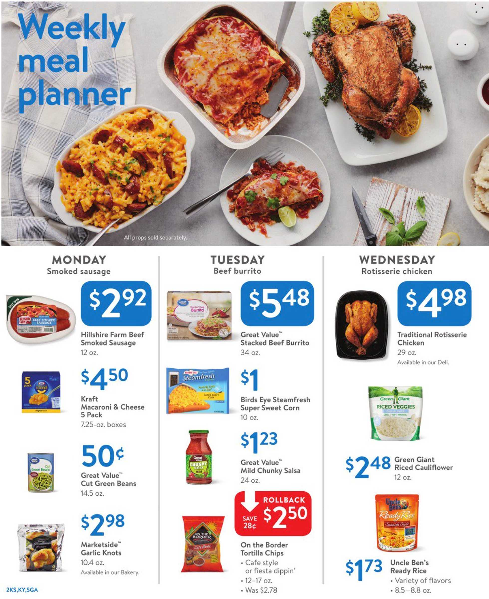 Walmart - deals are valid from 04/26/19 to 05/11/19 - page 2.