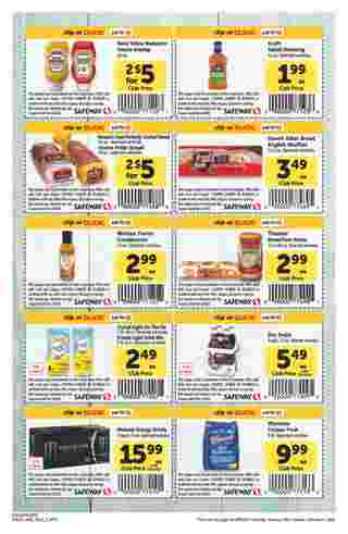 Safeway - deals are valid from 01/02/20 to 02/04/20 - page 12.