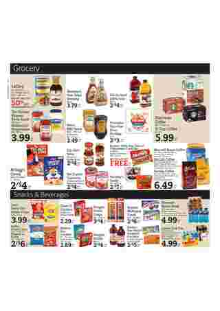 D&W Fresh Market - deals are valid from 05/03/20 to 05/09/20 - page 9.