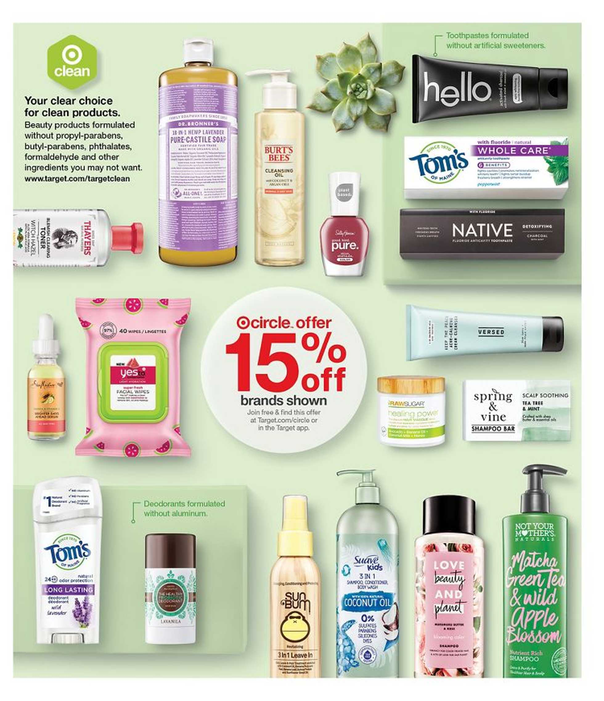 Target - deals are valid from 09/06/20 to 09/12/20 - page 3.