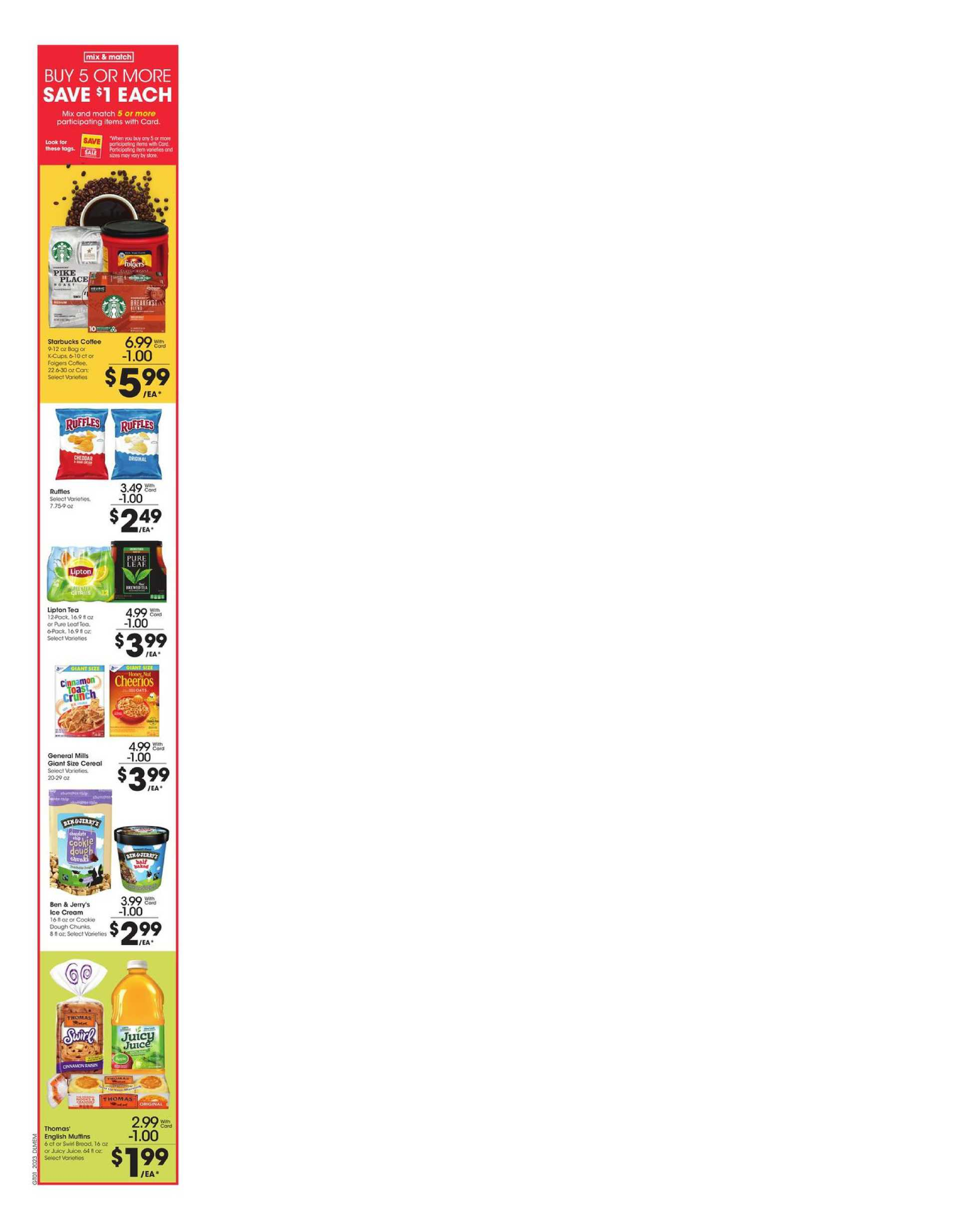 Kroger - deals are valid from 07/08/20 to 07/14/20 - page 3.