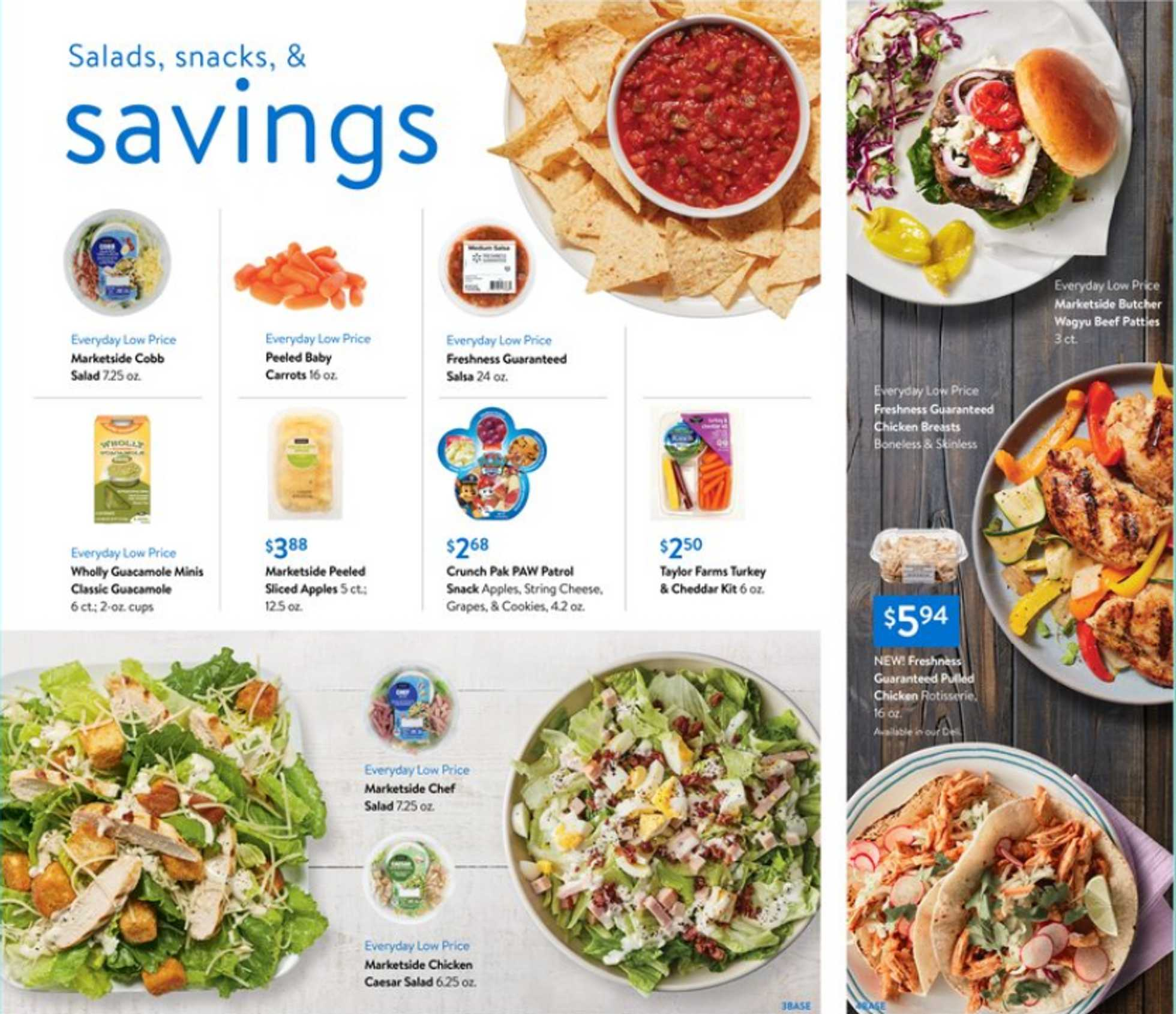 Walmart - deals are valid from 07/29/20 to 09/01/20 - page 2.
