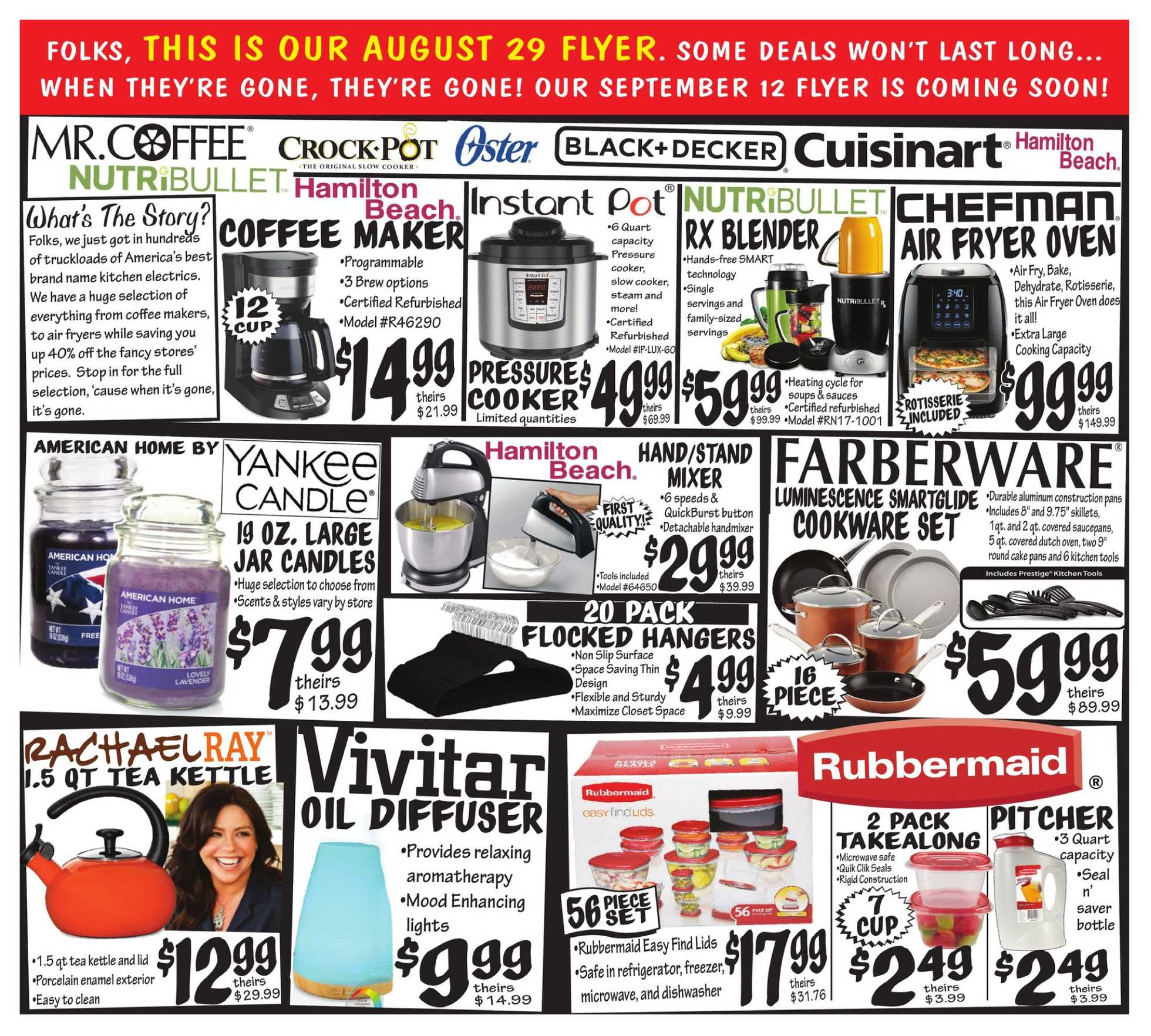 Ollie's Bargain Outlet - deals are valid from 08/29/19 to 09/05/19 - page 4.