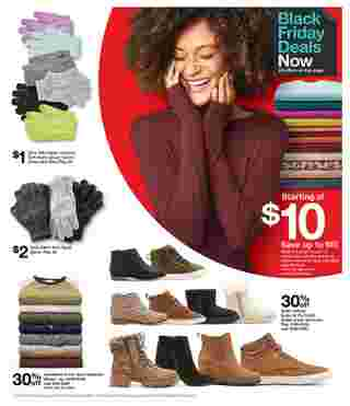 Target - deals are valid from 11/22/20 to 11/28/20 - page 34.