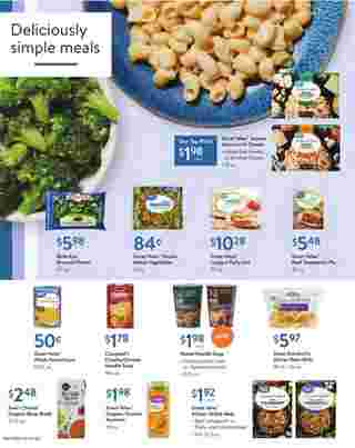 Walmart - deals are valid from 08/30/19 to 09/14/19 - page 8.