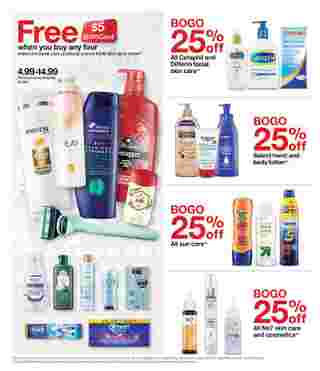 Target - deals are valid from 02/28/21 to 03/06/21 - page 8.