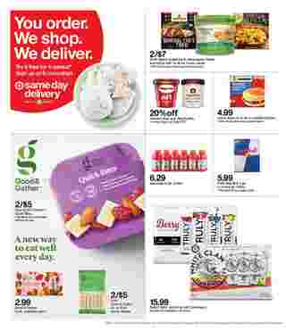 Target - deals are valid from 12/01/19 to 12/07/19 - page 41.