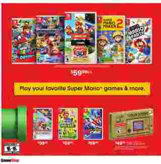 GameStop - deals are valid from 10/21/20 to 01/01/21 - page 7.