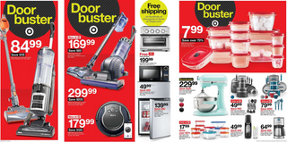 Target - promo starting from 11/28/19 to 11/30/19 - page 24. The promotion includes storage, rea, rocket